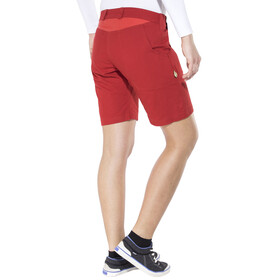 Edelrid Rope Rider Shorts Women vinered